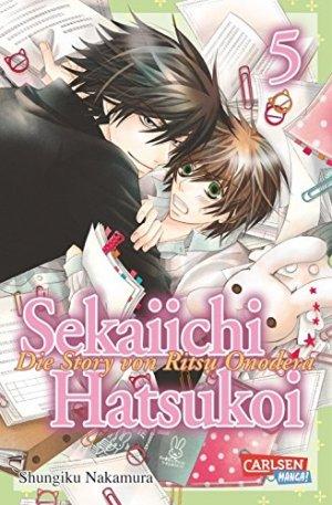 Sekaiichi Hatsukoi édition Simple