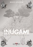 couverture, jaquette Inugami, Le Réveil du Dieu Chien 14  (Delcourt Manga)