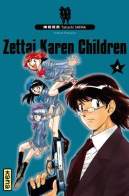 Zettai Karen Children # 4