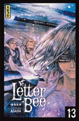 couverture, jaquette Letter Bee 13  (kana) Manga