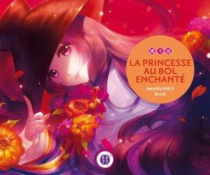 couverture, jaquette La Princesse au Bol Enchanté   (nobi nobi!) Livre illustré
