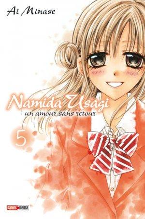 couverture, jaquette Namida Usagi - Un amour sans retour 5  (Panini manga)