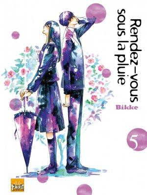 couverture, jaquette Rendez-vous sous la pluie 5  (Taifu Comics)