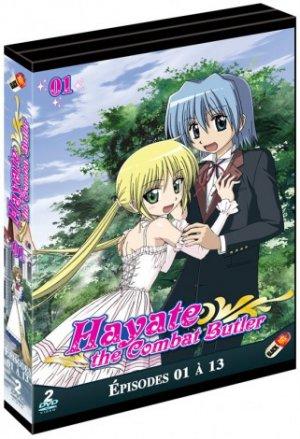Hayate The Combat Butler - Saison 1 édition Coffret DVD