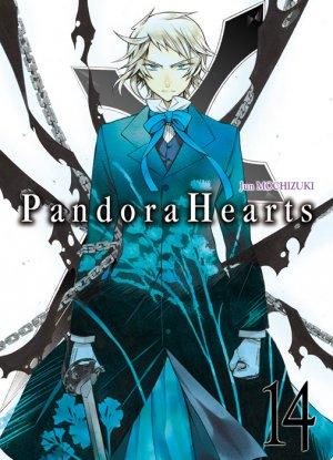 couverture, jaquette Pandora Hearts 14  (Ki-oon)