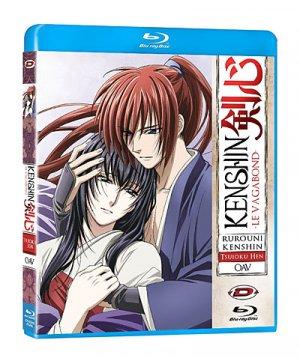Kenshin le Vagabond - Le Chapitre de la Memoire édition Blu-ray