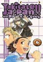 couverture, jaquette Yakitate!! Japan 6  (Delcourt Manga)