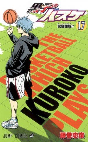 couverture, jaquette Kuroko's Basket 17  (Shueisha) Manga