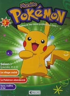 Pokemon - Saison 01 : Attrapez les Tous ! édition Planète Pokémon