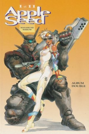 Appleseed édition Double