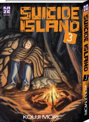 couverture, jaquette Suicide Island 3  (kazé manga)
