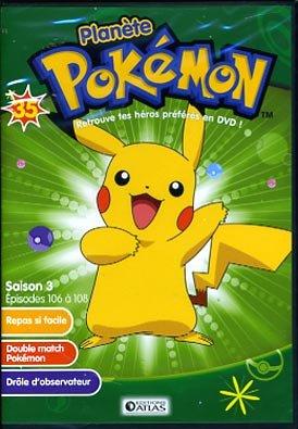 Pokemon - Saison 03 : Voyage à Johto édition Simple