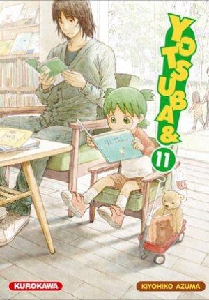 Yotsuba & ! T.11