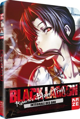 Black Lagoon Roberta's Blood Trail