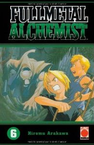 Fullmetal Alchemist édition Allemande