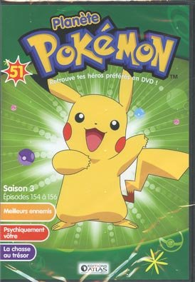 Pokemon - Saison 03 : Voyage à Johto 51 Série TV animée