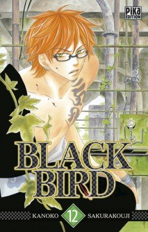 couverture, jaquette Black Bird 12  (Pika) Manga