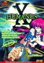 couverture, jaquette X Humanus   (Banzaï)