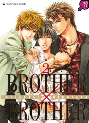 Brother x Brother T.2