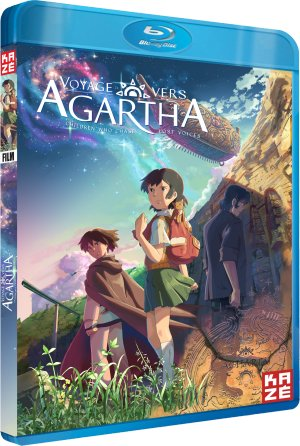 Voyage vers Agartha édition Blu-ray