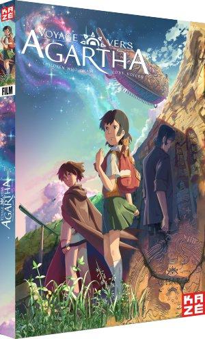 Voyage vers Agartha édition DVD