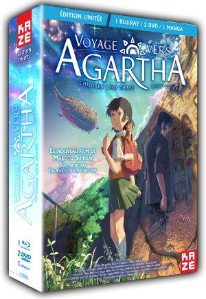Voyage vers Agartha édition Collector