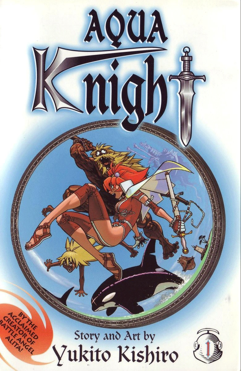 Aqua Knight édition Simple