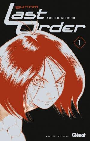 Gunnm Last Order édition Nouvelle Edition Française