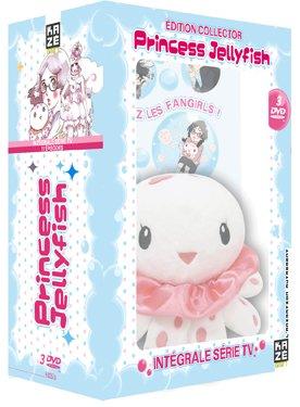 Princess Jellyfish édition Intégrale Collector DVD