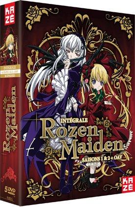 Rozen Maiden - Saisons 1 et 2 avec OAV édition Intégrale DVD