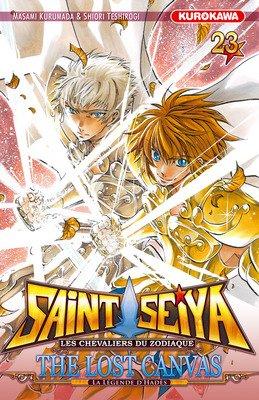 Saint Seiya - The Lost Canvas T.23
