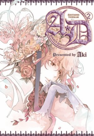couverture, jaquette A.D Angel's Doubt 2  (Tonkam) Manga