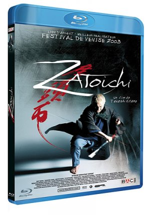 Zatoichi édition Simple