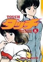 couverture, jaquette Touch - Theo ou la batte de la victoire 8  (Glénat Manga)