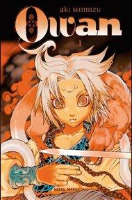 couverture, jaquette Qwan 1  (soleil manga) Manga
