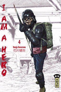 I am a Hero # 4