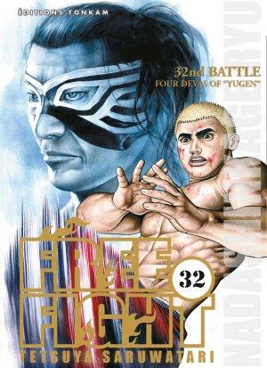couverture, jaquette Free Fight - New Tough 32  (Tonkam) Manga