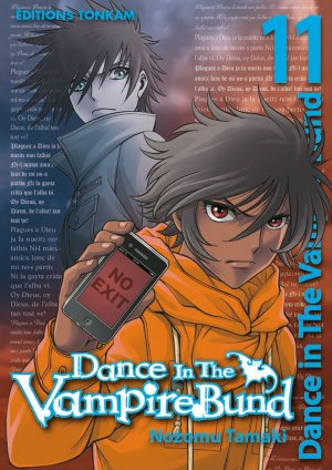 Dance in the Vampire Bund #11
