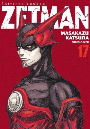 couverture, jaquette Zetman 17  (Tonkam)