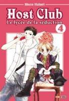 Host Club - Le Lycée de la Séduction T.4