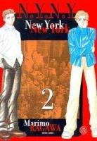 couverture, jaquette New York New York 2  (Panini manga)
