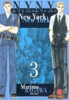 couverture, jaquette New York New York 3  (Panini manga)