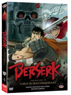Berserk - L'Âge D'Or - Partie 1 : L'Oeuf Du Roi Conquérant