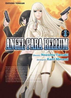 Angel Para Bellum T.1
