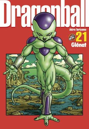 couverture, jaquette Dragon Ball 21 Perfect édition (Glénat Manga)