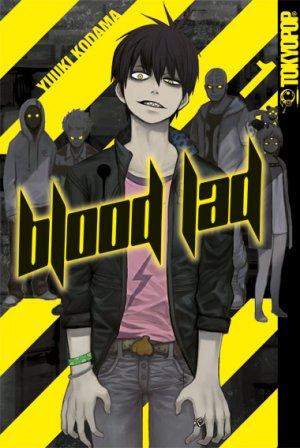 Blood Lad édition Américaine