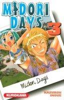 couverture, jaquette Midori Days 3  (Kurokawa)