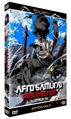 Afro Samurai Resurrection 1