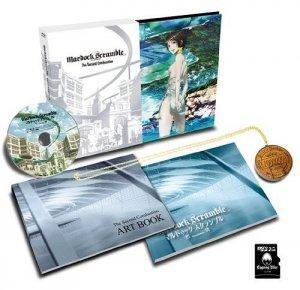 Mardock Scramble - Film 2 : The Second Combustion édition Blu-ray Japonais Ed. Limitée