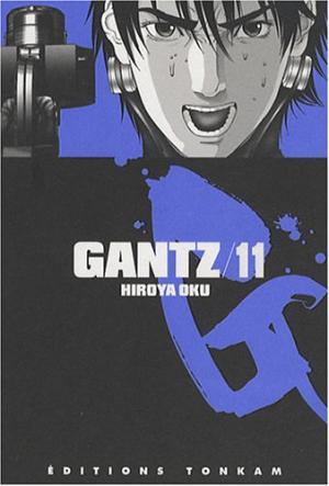 Gantz T.11